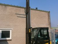 YALE GLP20 Triplo 4,8 m  Containertruck CABINE Freelift SHIFT