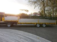 BE Oplegger Noyens Semi dieplader (BJ 2006) Be Combinatie Trekker be